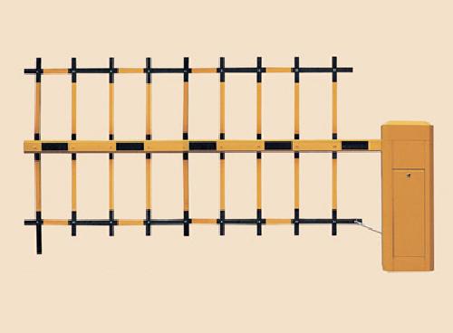 F05-双层栏栅道闸